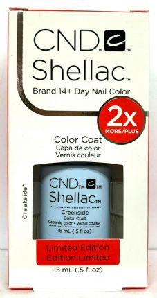 CND Shellac - Creekside 15ml